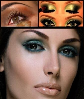 make up fall trends