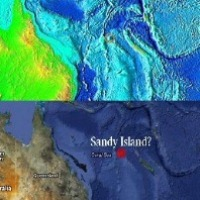 Sandy Island New Caledonia