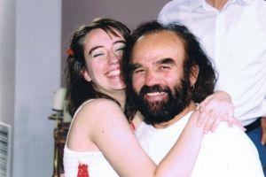 Ο Γ.Υ. με την κόρη του Αριάδνη, το 2005